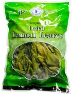 Liście limonki, kaffir 25g TAJLANDIA