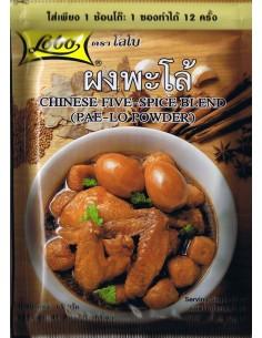 Przyprawa, mieszanka chińska 5 smaków 65g