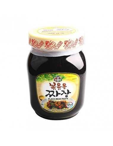 Pasta z czarnej fasoli, Chajang 1kg