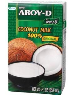 Mleko kokosowe 250ml - BEZ KONSERWANTÓW !!!