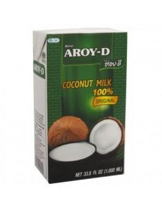 Mleko kokosowe 1L- BEZ KONSERWANTÓW !!!