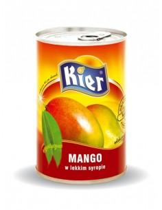 Mango w lekkim syropie 425g