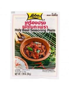 Pasta z bazylią azjatycką 50g Lobo Tajlandia