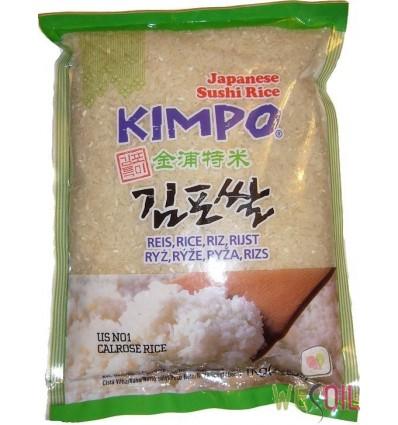 Ryż do sushi KIMPO 1kg (rozważany)