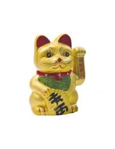 MANEKI NEKO japoński kot szczęścia 17,5 cm