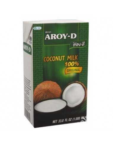 Mleko kokosowe 500ml - Aroy-D