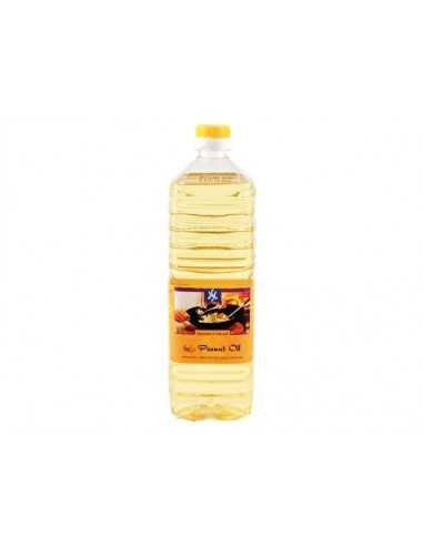 Olej arachidowy, z orzeszków ziemnych 1L