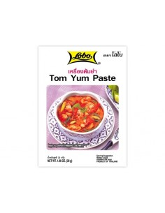Pasta Tom Yum 400g Lobo