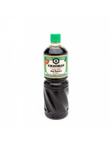 Sos sojowy KIKKOMAN - 43% mniej soli 1L