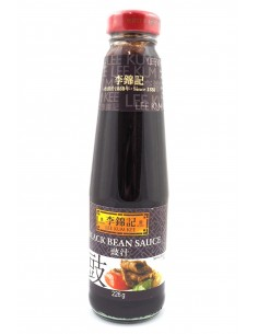 Pasta z czarnej fasoli, Chajang 500g