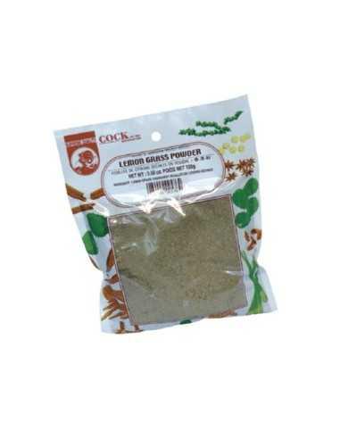 Trawa cytrynowa mielona, suszona 100g