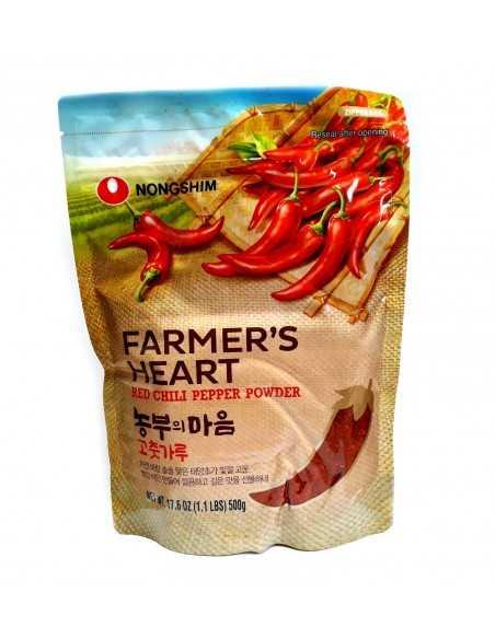 Papryka gochugaru grubo mielona do kimchi 1kg