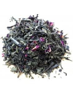 Zielona herbata SENCHA SAKURA wiśniowa 100g