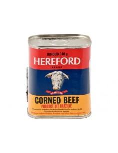 Wołowina konserwowa, corned beef 340g HEREFORD