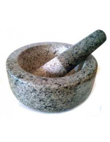 Moździerz granitowy - 14cm