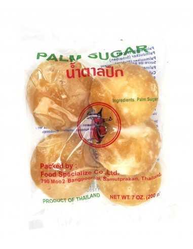 Cukier palmowy 100% - 200g TAJLANDIA