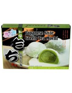 Mochi ryżowe ciastka z zieloną herbatą 210g