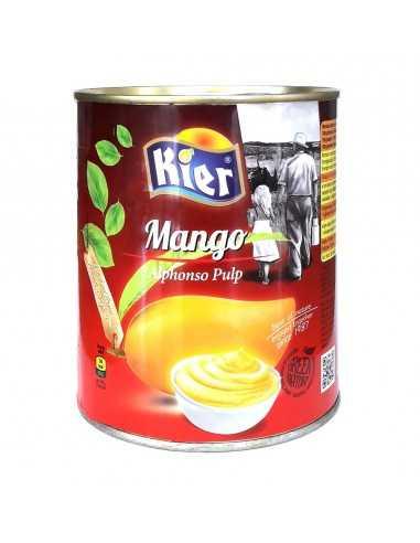 Mango pulpa Alphonso - 6x850g aż 95% mango!