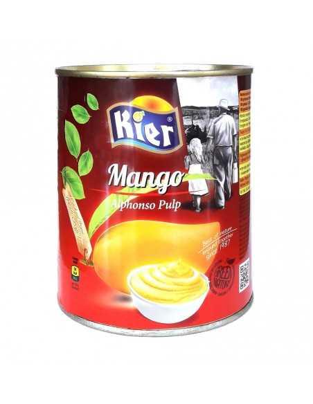Mango pulpa Alphonso - 850g aż 95% mango!