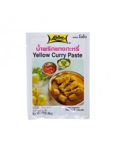 Pasta curry 50g żółta LOBO