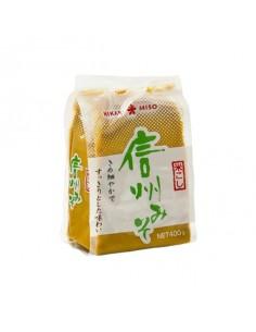 Pasta miso white, jasna 400g Japonia