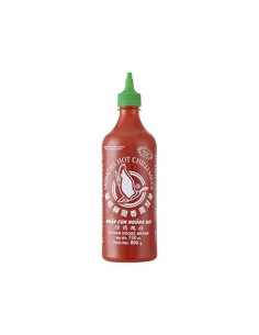 Sos sriracha HOT 730ml Super Ostra!!! FLYING GOOSE Tajlandia