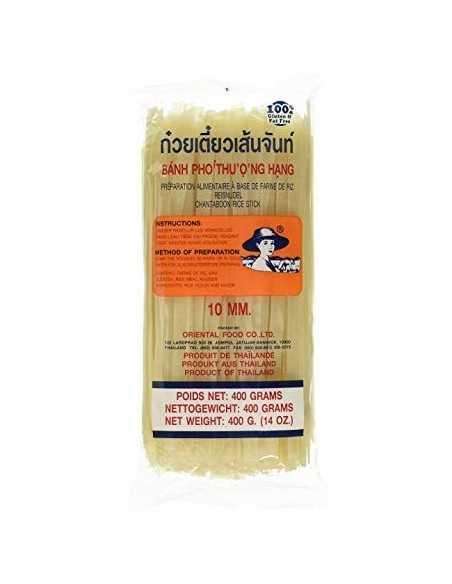 Makaron ryżowy 10mm farmer
