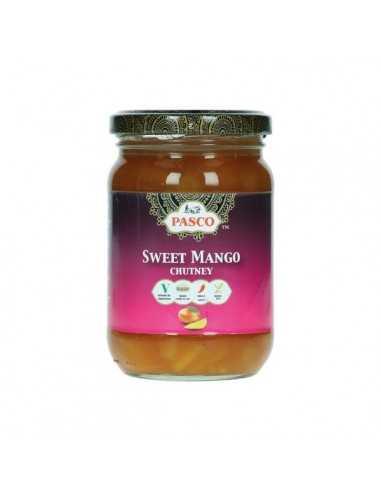 Słodkie Mango Chutney 320g PASCO
