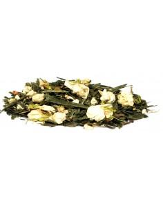 Herbata zielona aromatyzowana sencha jaśminowa