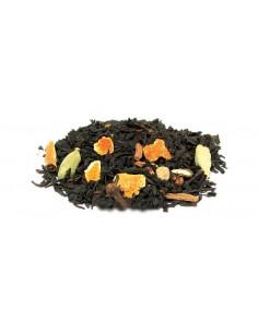 Herbata czarna z piernikową nutą