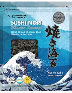 Glony do sushi Yaki Nori