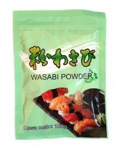 chrzan wasabi