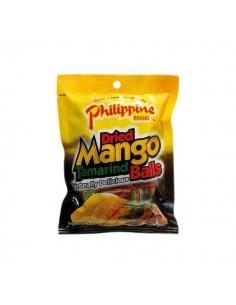 Cukierki mango tamaryndowiec