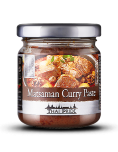Pasta curry Matsaman