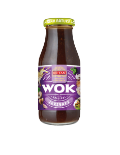 Sos teriyaki na woka 240ml GO TAN