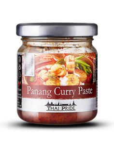 Pasta curry panang