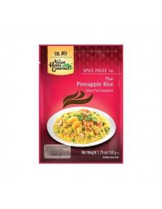 Pasta do tajskiego ryżu z ananasem Khao Pad Supparot 50g - Asian Home Gourmet