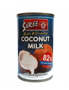 Mleko kokosowe mleczko 82% 165ml Suree