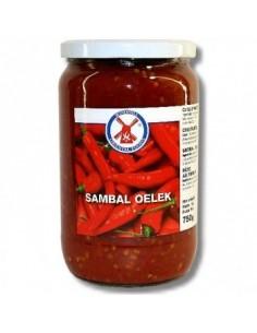 Sos chili sambal oelek 750g - Tajlandia