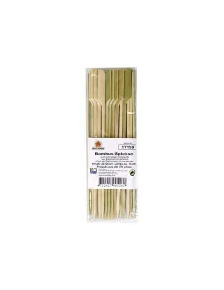 Patyczki bambusowe do szaszłyków 25szt