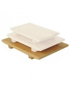 Deska do sushi, bambusowa - duża