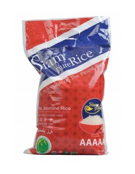 Ryż jaśminowy tajski - cały, pachnący 5kg