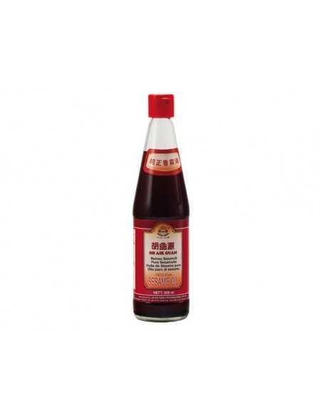 Olej sezamowy 650ml 100% Singapur